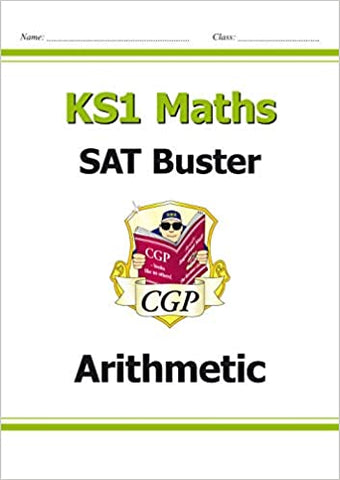 CGP KS1 Maths SAT Buster Arithmetic New!!!! - Children Store Co.