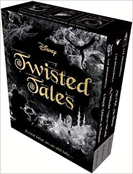 Disney Twisted Tales (3 books set)
