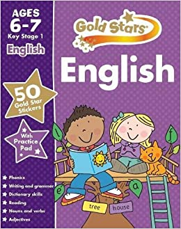 Goldstars English KS1 Ages 6-7 Brand New!!!! - Children Store Co.