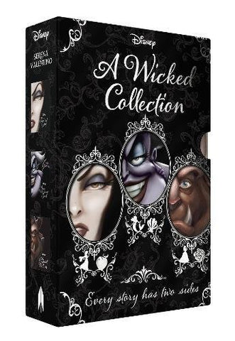 Disney A Wicked Collection (3 books set) NEW!!!