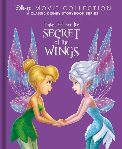 Tinker Bell and the Secret of the Wings Hardback Ages 3+ Girls New - Children Store Co.