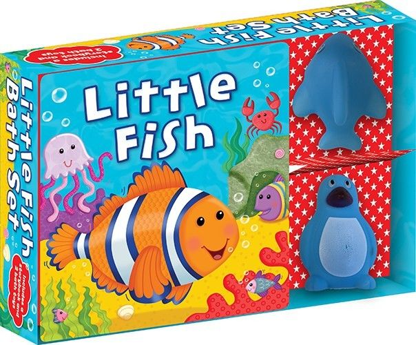 Little FIsh Baby Bath set NEW!!! - Children Store Co.
