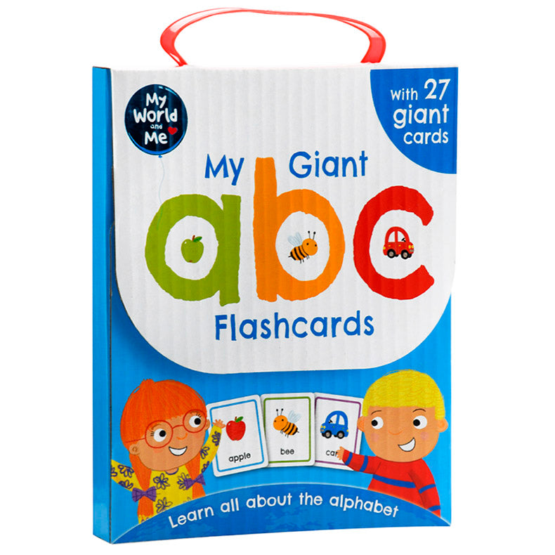 My Giant abc Flashcards NEW!!!! - Children Store Co.
