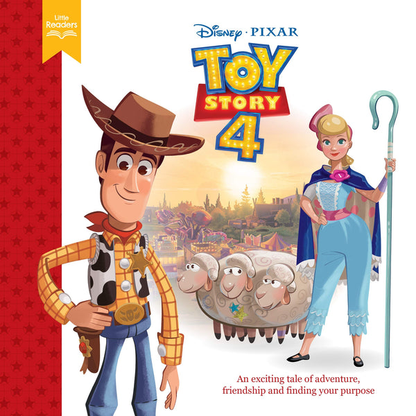 Disney Pixar Toy Story 4 Hardback Little Readers Story book by Autumn 2020 (NEW) - Children Store Co.