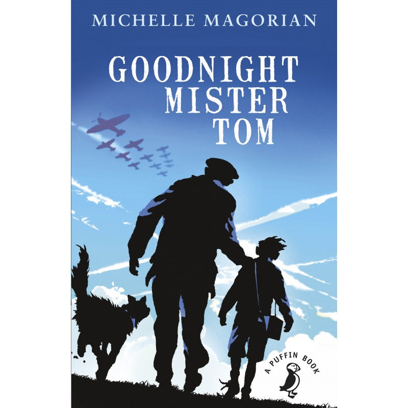 Kids/Children Goodnight Mister Tom by Michelle Magorian Fiction Puffin New - Children Store Co.