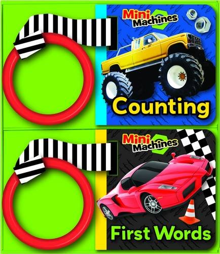 Baby My First Mini Machines Buggy book  Board book Ages 0+ NEW!!!!! - Children Store Co.