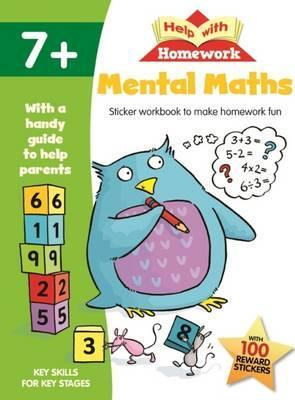 Help with Homework Mental Maths KS2 Ages 7+ - Children Store Co.