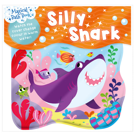 Silly Shark Bath book NEW!!!! - Children Store Co.