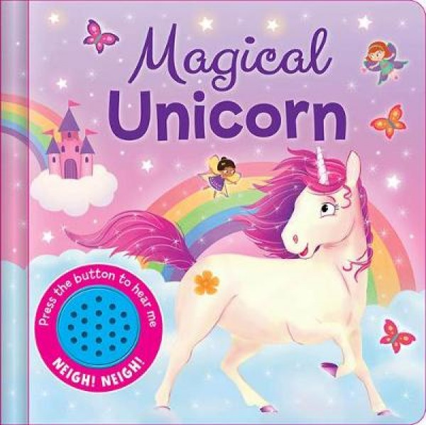 Magical Unicorn Sound book NEW!!!! - Children Store Co.