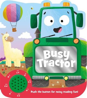 Busy Tractor Sound book NEW!!!! - Children Store Co.