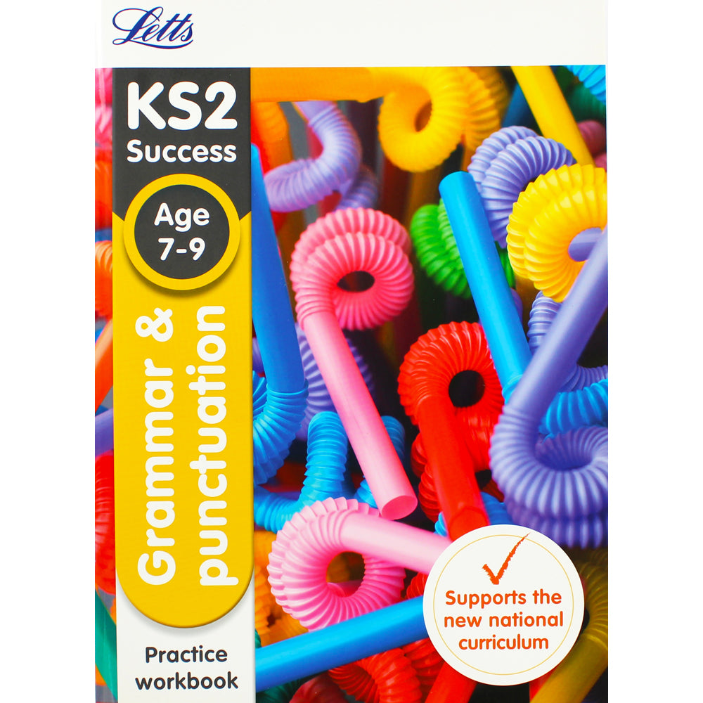 Letts KS2 Grammar and Punctuation (ages 7-9) NEW!!! - Children Store Co.
