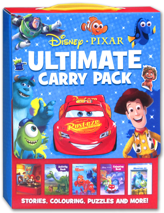 Disney PIXAR ULTIMATE CARRY PACK NEW!!!!