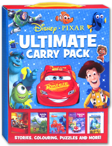 Disney PIXAR ULTIMATE CARRY PACK NEW!!!! - Children Store Co.
