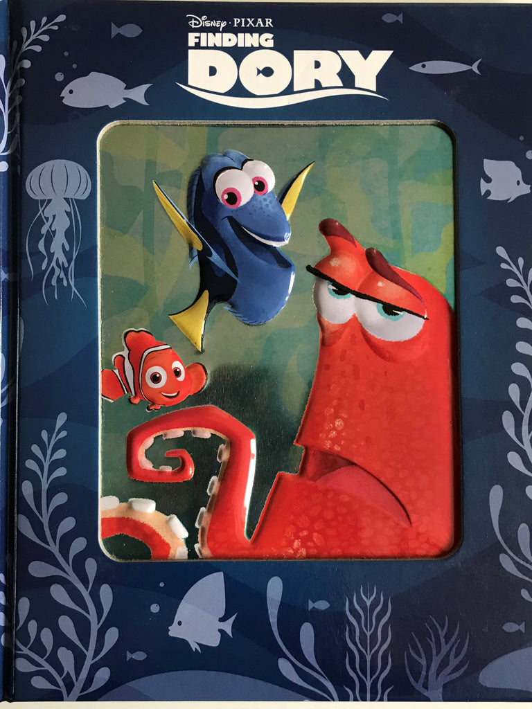 "Disney ""Finding Dory"" magical story hardback NEW!!!!"