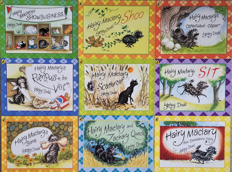 Hairy Maclary Story books Collection Brand New!!!! - Children Store Co.