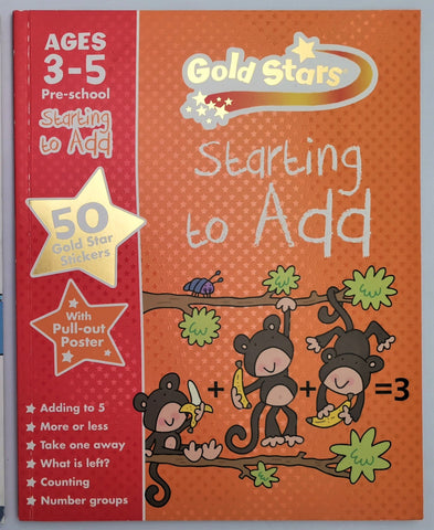 Goldstars Starting to Add Ages 3-5 Brand New!!!!! - Children Store Co.
