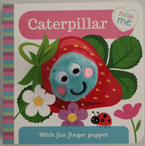 Little Me Finger Fun: Caterpillar - Children Store Co.