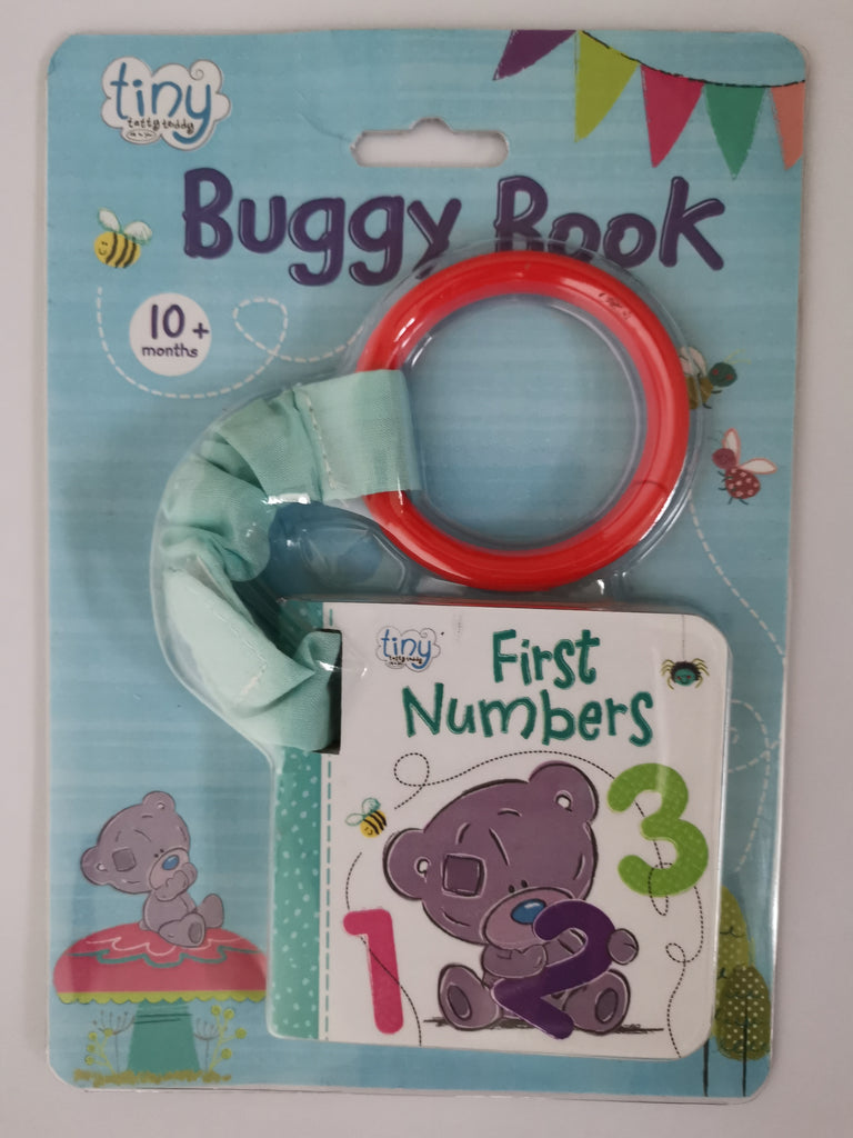 Baby Buggy book First Numbers NEW!!!!! - Children Store Co.