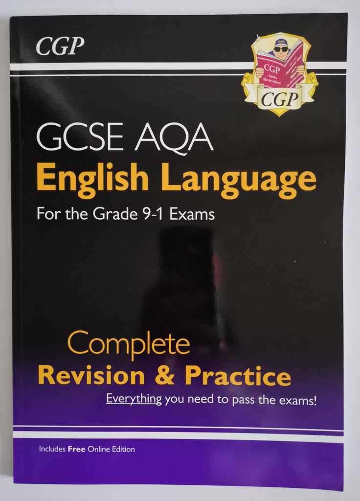 GCSE AQA English Language For the Grade 9-1 Exams New!!!! - Children Store Co.
