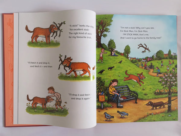 My Story Treasury by Julia Donaldson & Axel Scheffler Hardback New!!!! - Children Store Co.