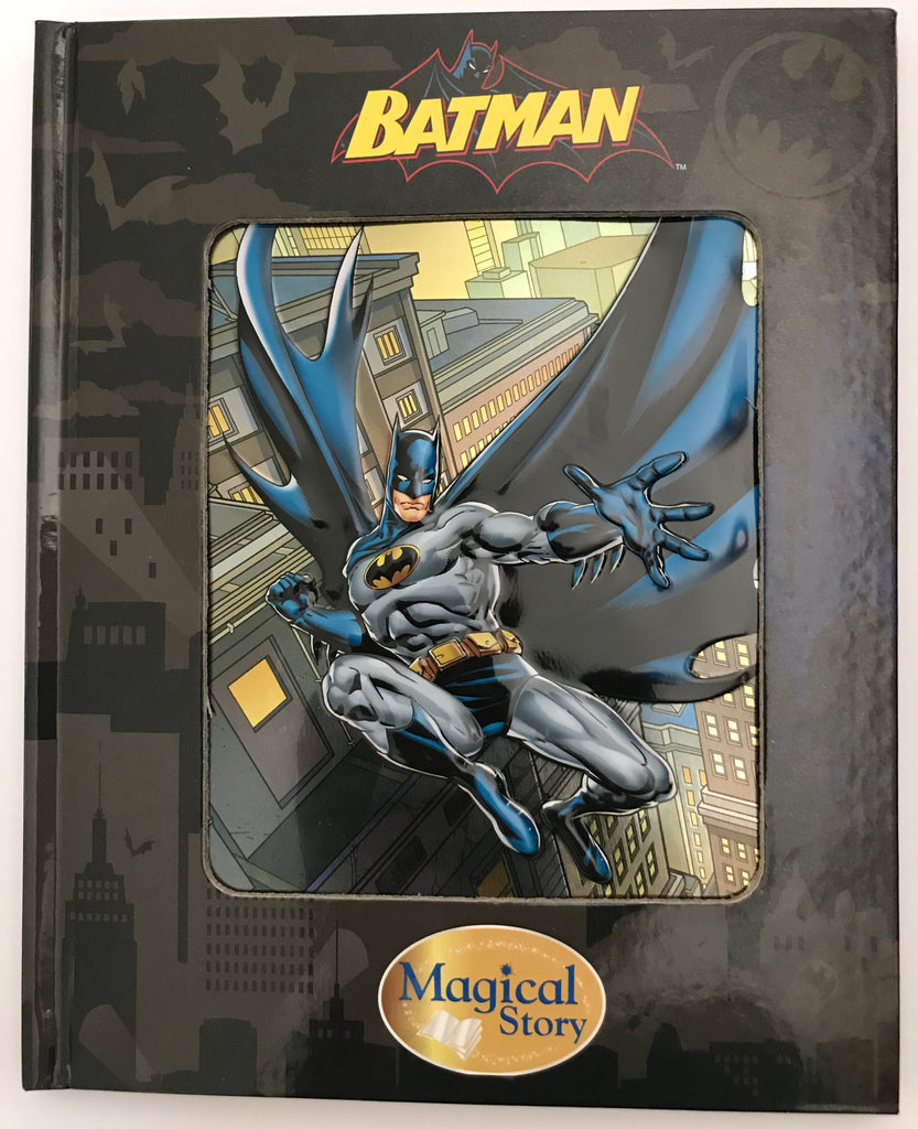 """BATMAN"" magical story hardback NEW!!!! - Children Store Co."