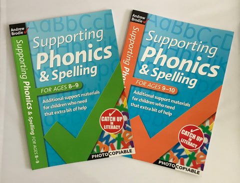 Supporting Phonics and Spelling for Ages 8-10 NEW!!! - Children Store Co.