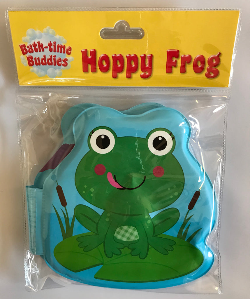 Baby/Kids Hoppy Frog Bath book NEW!!!! - Children Store Co.