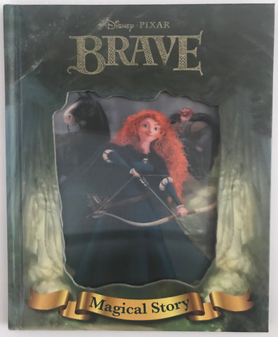 Disney Pixar BRAVE Magical Story book NEW!!!!