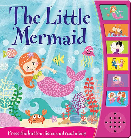 NOISY READERS: The Little Mermaid by igloo books (NEW)!!! - Children Store Co.