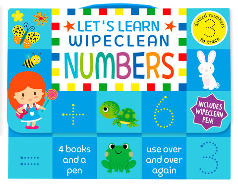 Reception / KS1 Kids Lets Learn ABC Wipe clean Learning Pack Ages 4+ - Children Store Co.