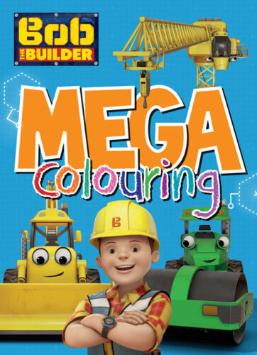 Bob the Builder Mega Colouring - Children Store Co.