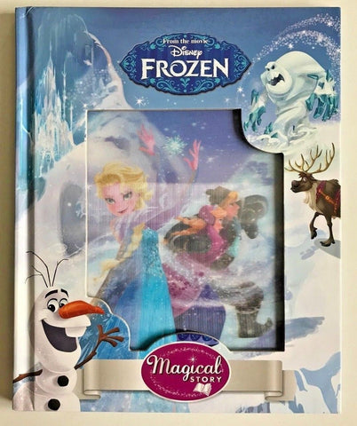 "Disney ""Frozen"" magical story book hardback NEW!!! - Children Store Co."