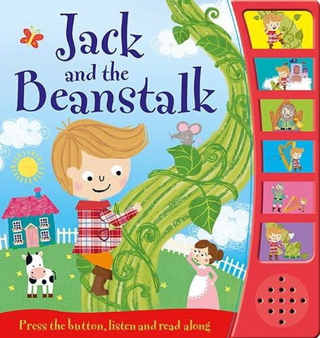 NOISY READERS: JACK AND THE BEANSTALK by igloo books Like New Condition - Children Store Co.