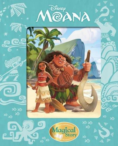 "Disney ""MOANA"" magical story hardback NEW!!!!"