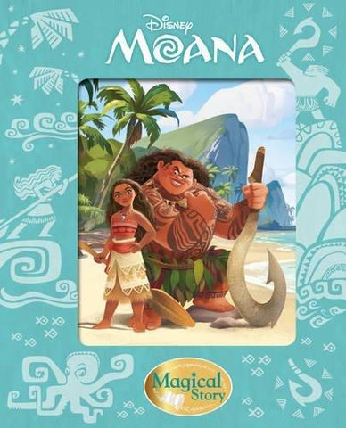 "Disney ""MOANA"" magical story hardback NEW!!!! - Children Store Co."