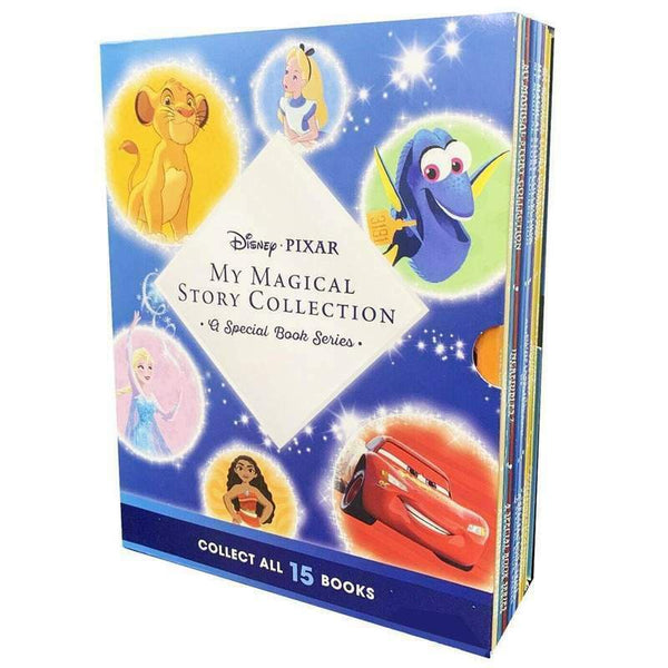 Disney Pixar My Magical Story 15 Books Collection - Ages 5-7 - Paperback - Children Store Co.