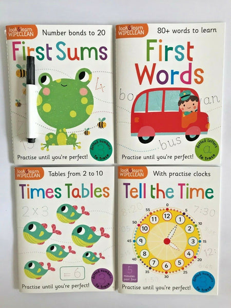 Reception / KS1 Starting School Learning Pack Ages 4+ - Children Store Co.