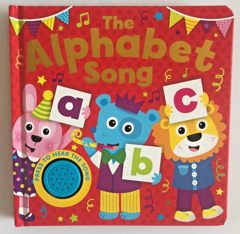Baby/Kids The Alphabet Song sound book NEW!!!!