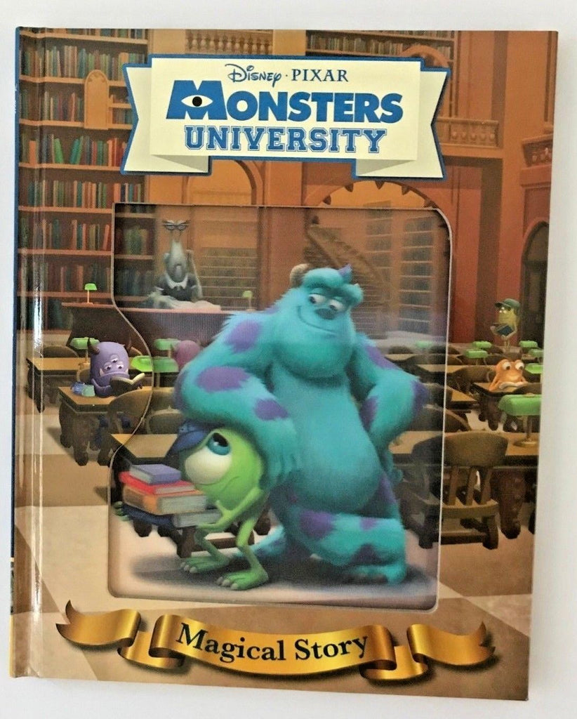 Disney Pixar MONSTERS UNIVERSITY Magical Storybook - Children Store Co.