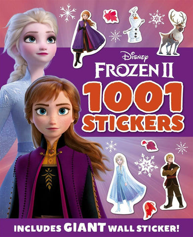 Disney Frozen II 1001 Stickers Book - Children Store Co.