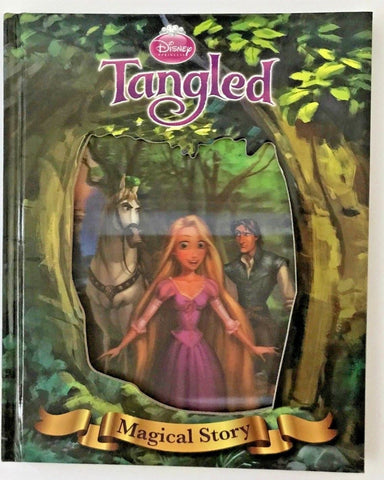 Disney Princess Tangled Magical Story book - Children Store Co.