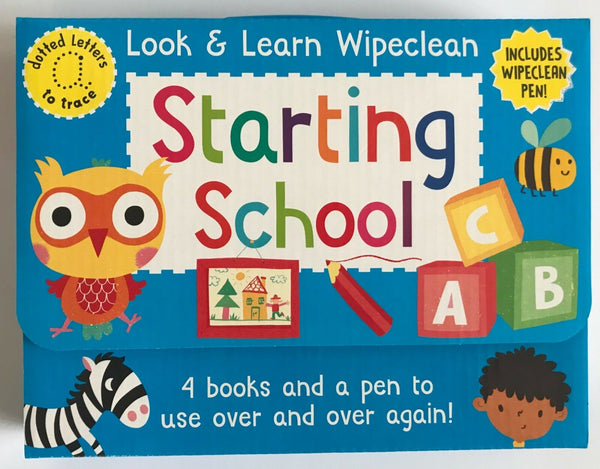 Reception / KS1 Starting School Learning Pack Ages 4+