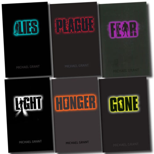 The Gone Series Collection 6 Books Box Set By Michael Grant Paperback Brand New!!! - Children Store Co.