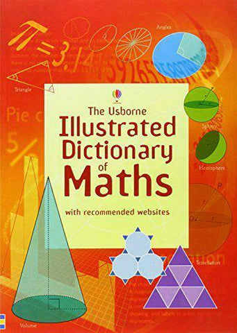 The Usborne Illustrated Dictionary of Maths KS2 Ages 7+ - Children Store Co.