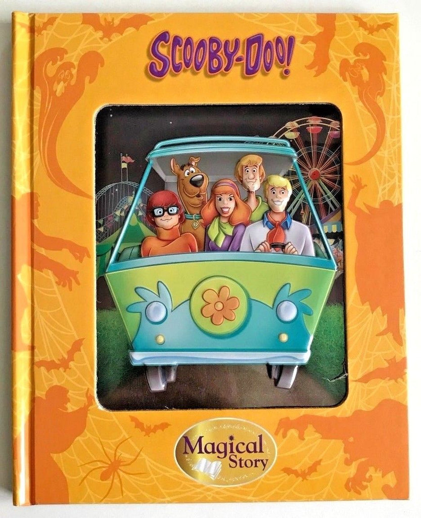 SCOOBY-DOO! magical story book