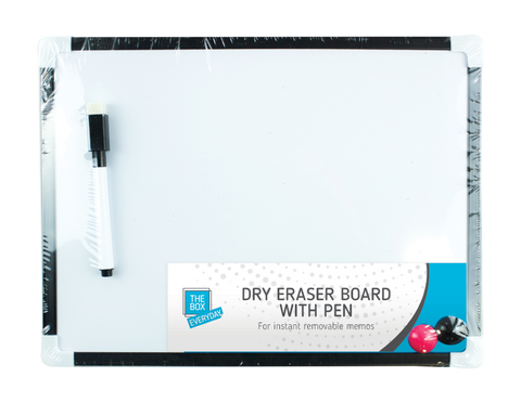 Dry Erase White Board & Pen Set - 4 Piece - Children Store Co.