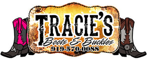 Tracie's Boots and Buckles