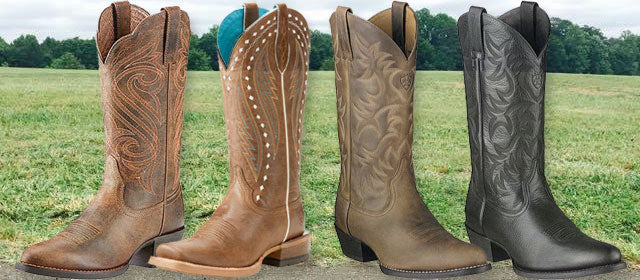 Western Boot Style