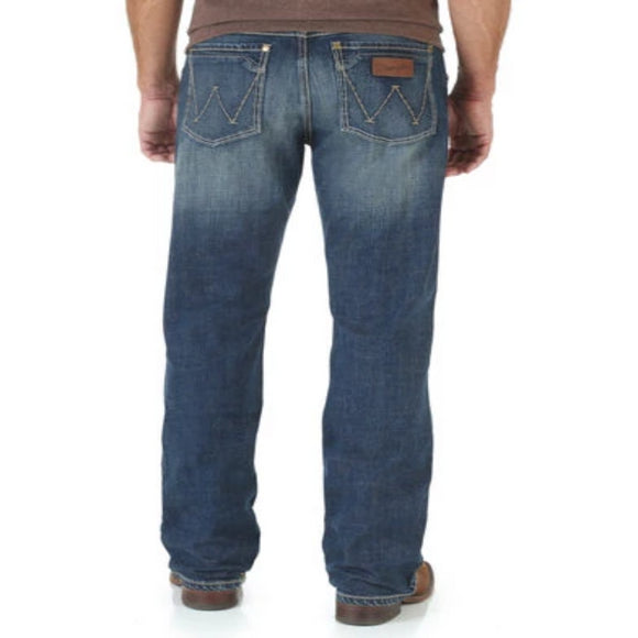Wrangler Jeans Retro Slim Fit Layton LY Men's Bootcut Jeans..