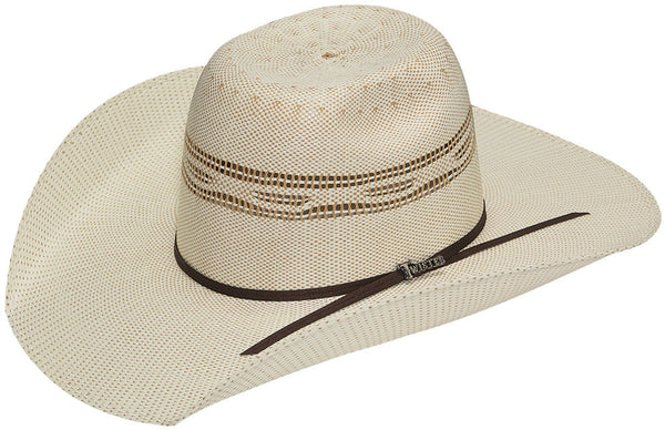 Twister Men s Bangora Straw Cowboy Hat – Tracie s Boots and Buckles 0bfb3ab9944